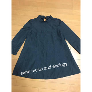 earth music & ecology - アース  チュニック