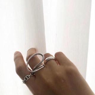 ルシェルブルー(LE CIEL BLEU)のえみもり様専用 j163(silver)、j76(silver)(リング(指輪))