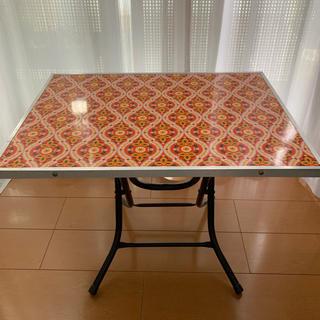 折りたたみテーブル レトロ✳︎アンティーク