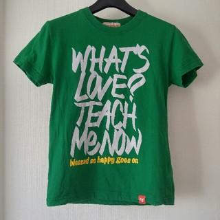 Tシャツ グリーン(Tシャツ(半袖/袖なし))