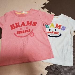 ビームス(BEAMS)のBEAMS 二枚セット(Tシャツ/カットソー)