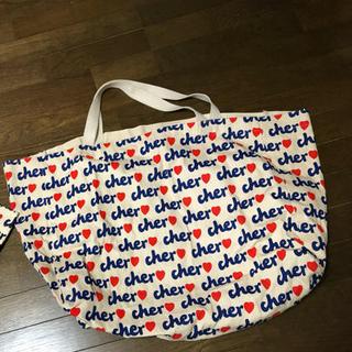 Cher - 特大cherバッグ かなり大きめ
