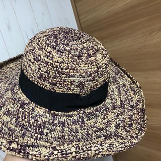 シップス(SHIPS)の麦わら帽子(麦わら帽子/ストローハット)