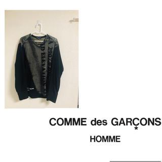 コムデギャルソン(COMME des GARCONS)の【限定シャツ】【COMME des GARCONS HOMME】 長袖tシャツ(Tシャツ/カットソー(七分/長袖))