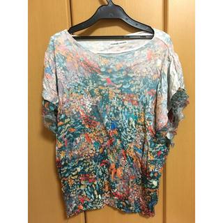 ツモリチサト(TSUMORI CHISATO)のツモリチサト トップス Tシャツ(Tシャツ(半袖/袖なし))