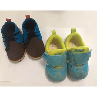 アシックス(asics)のアシックス13.5センチ 子供靴(スニーカー)