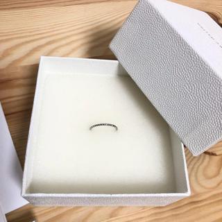 ユナイテッドアローズ(UNITED ARROWS)の特別sale UNITED ARROWS 新品未使用 デザインシルバーリング(リング(指輪))