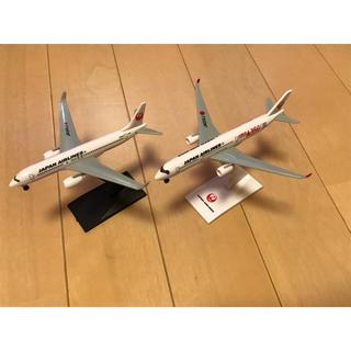 JAL(日本航空) - JAL飛行機模型