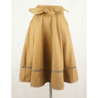 アンタイトル(UNTITLED)の☆最終値下げ☆【新品・未使用品】OZOC  スカート(ひざ丈スカート)