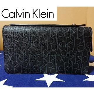 Calvin Klein - 【文章必読】 Calvin Klein セカンドバッグ 長財布