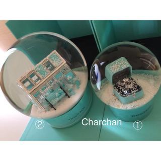 ティファニー(Tiffany & Co.)のティファニー  ノベルティ   スノードーム  ②(置物)