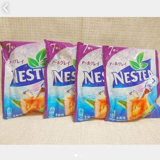 Nestle - ◆ NESTEA アールグレイ ポーション 4袋