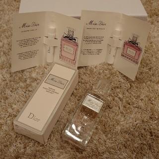 ディオール(Dior)のゆさ様専用  Dior ヘアミスト 30ml(ヘアウォーター/ヘアミスト)