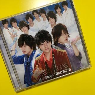 セクシー ゾーン(Sexy Zone)のReal Sexy! / BAD BOYS(初回限定盤A CD+DVD)(ポップス/ロック(邦楽))