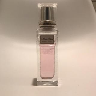 クリスチャンディオール(Christian Dior)のミスディーオル 香水 ローラーパール(香水(女性用))