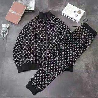 ルイヴィトン(LOUIS VUITTON)のジャケットセット   人気品(Gジャン/デニムジャケット)