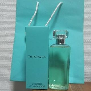 ティファニー(Tiffany & Co.)のティファニー シャワージェル(ボディソープ / 石鹸)