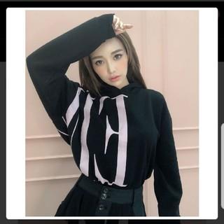 エイミーイストワール(eimy istoire)のeimy♡パーカー(パーカー)