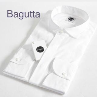 アルマーニ(Armani)の新品 Bagutta/バグッタ ドレスシャツ SLIM FIT メンズ  (シャツ)