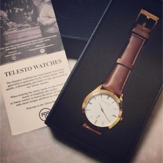 Telesto watches(腕時計)