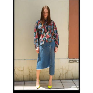 ジャーナルスタンダード(JOURNAL STANDARD)のCLEANA デニムパンツスカート OKEIKO様専用(デニム/ジーンズ)