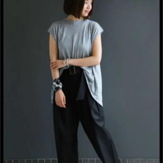 イエナ(IENA)のイエナ ノースリーブTシャツ(Tシャツ(半袖/袖なし))