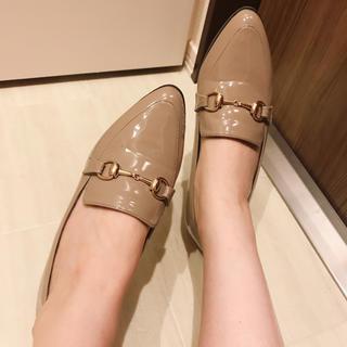 ランダ(RANDA)のRANDA エナメル シューズ(ローファー/革靴)