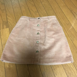 マーキュリーデュオ(MERCURYDUO)の台形スカート(ミニスカート)