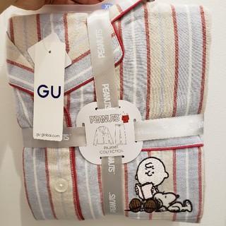 ジーユー(GU)のスヌーピーパジャマ(パジャマ)