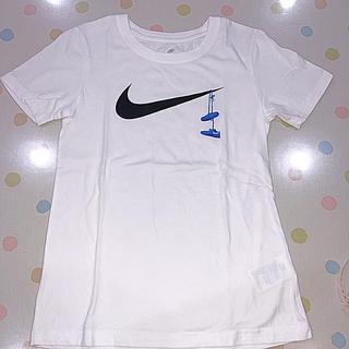 NIKE - NIKE  白Tシャツ S ナイキ ジムに!