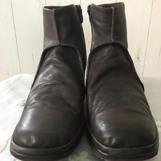 モードエジャコモ(Mode et Jacomo)のモードエジャコモ ディッシィ ショートブーツ 22cm(ブーツ)