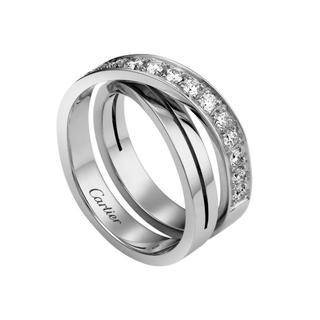 カルティエ(Cartier)のエタンセル ドゥ カルティエ リング(リング(指輪))