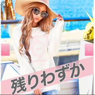 レディー(Rady)のrady♡ホテルシリーズトップス❣️新品タグ付き❣️(Tシャツ(長袖/七分))