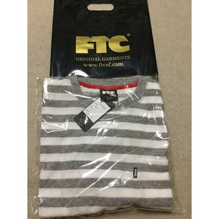 エフティーシー(FTC)のFTC 2019s/s STRIPED POCKET TERRY TEE (Tシャツ/カットソー(半袖/袖なし))