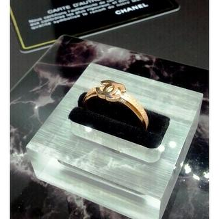 シャネル(CHANEL)のCHANEL シャネル 新品ゴールドノベルティリング指輪12号(リング(指輪))