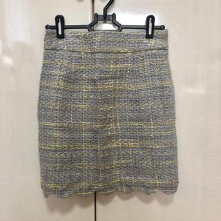 JILLSTUART - ツイードスカート