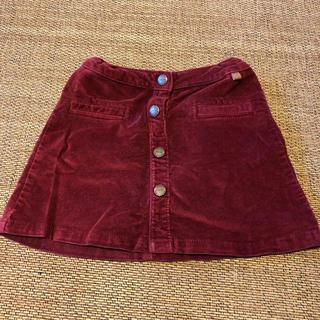 ザラキッズ(ZARA KIDS)の美品☆ZARA ガールズ スカート(スカート)