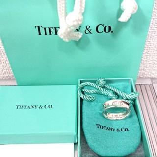 ティファニー(Tiffany & Co.)のティファニー1837リング 21号(リング(指輪))