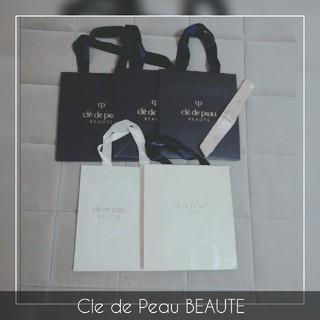 クレドポーボーテ(クレ・ド・ポー ボーテ)のCle de Peau BEAUTE◈ショップ袋(ショップ袋)
