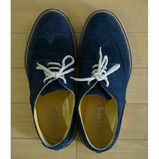SHIPS - SHIPS 革靴 スウェード