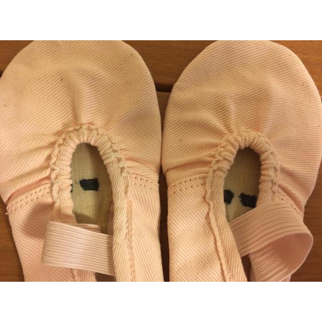 CHACOTT(チャコット)のチャコット バレエシューズ 19cm レディースの靴/シューズ(バレエシューズ)の商品写真