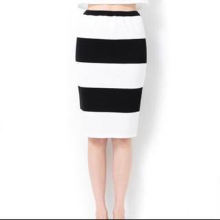 ルシェルブルー(LE CIEL BLEU)の新品 ルシェルブルー  ペンシルスカート(ひざ丈スカート)