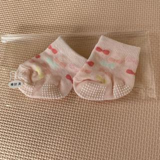 クーラクール(coeur a coeur)の新品未使用 新生児〜靴下(靴下/タイツ)