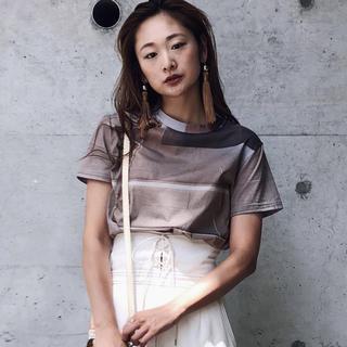 アメリヴィンテージ(Ameri VINTAGE)のAMERI CALM PLACE TEE(Tシャツ(半袖/袖なし))