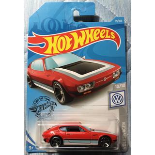 フォルクスワーゲン(Volkswagen)のホットウィール フォルクスワーゲン SP2 VOLKSWAGEN レッド 赤(ミニカー)