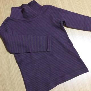 イーピーアイ(EPI)の子供服 ニットカットソー 80 epi(シャツ/カットソー)