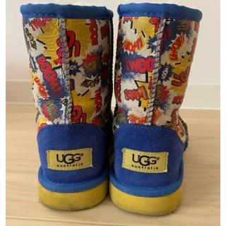 アグ(UGG)のアグ キッズ USA13(ブーツ)
