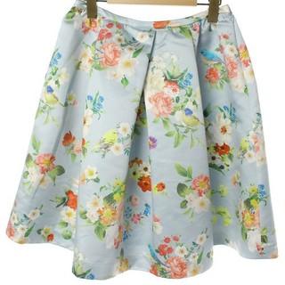 チェスティ(Chesty)のChesty チェスティ 小鳥さんスカート(ひざ丈スカート)