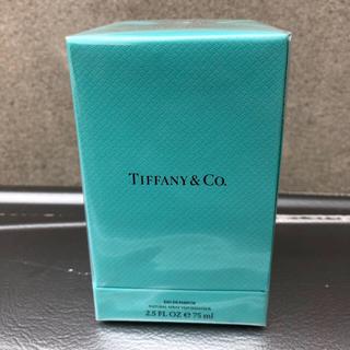 ティファニー(Tiffany & Co.)のm様専用 ティファニー オードパルファム 75ml(香水(女性用))