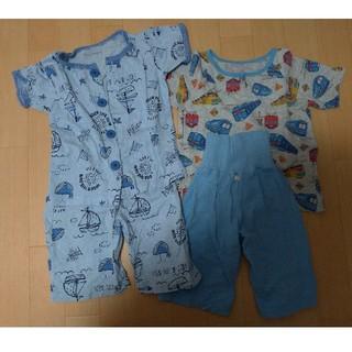 アンパサンド(ampersand)のパジャマ サイズ100(パジャマ)